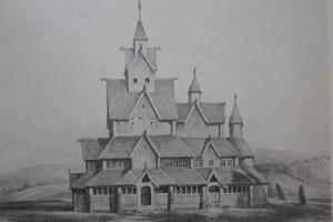 Heddal stavkirke (1 of 1)